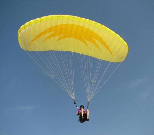 Prima IV  动力\滑翔两用伞