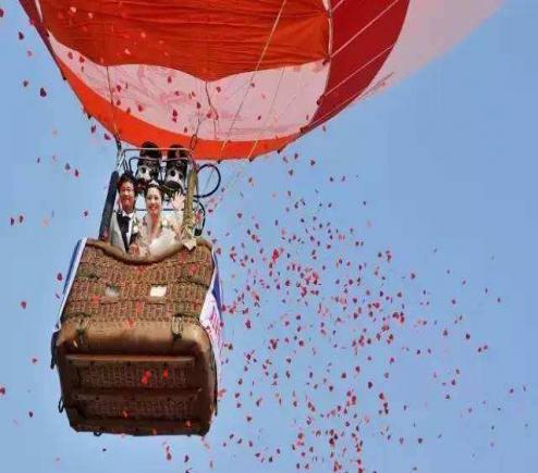 定制化热气球