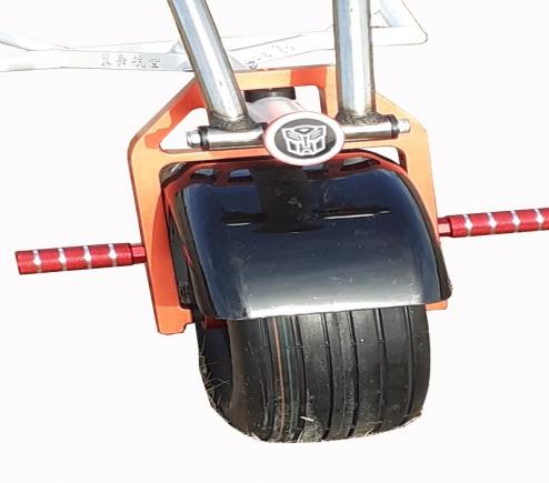 BIG BEE & BIG BEE X 多用途单人轮式动力伞